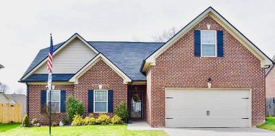 Columbia  Single Family Home For Sale: 1736 Auburn Ln