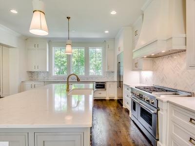 Nashville Single Family Home For Sale: 4501 Alcott Dr