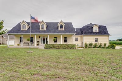 Winchester Single Family Home For Sale: 1110 Sharp Springs Rd
