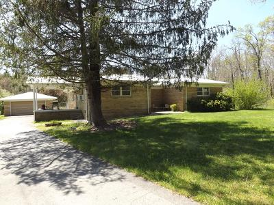 Coalmont Single Family Home Under Contract - Not Showing: 760 Colony Rd