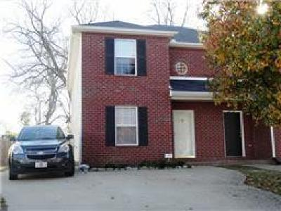 Murfreesboro TN Condo/Townhouse Sold: $148,000
