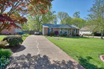 Single Family Home Under Contract - Showing: 120 Sycamore Dr