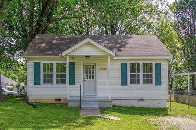 Columbia  Single Family Home Under Contract - Showing: 1899 Cherry St