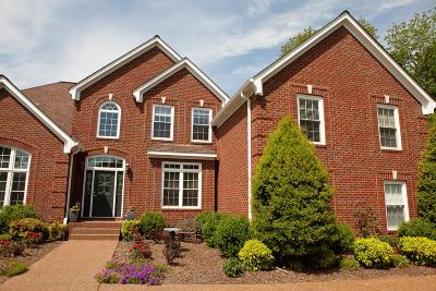 Franklin Single Family Home Under Contract - Not Showing: 516 Downy Meade Dr
