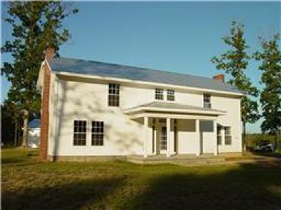 Nunnelly Single Family Home For Sale: 5120 Dodd Hollow Rd.