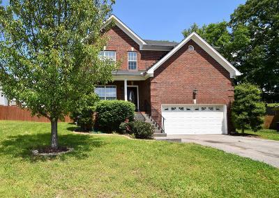 Hendersonville Rental For Rent: 103 Hazelwood Ct