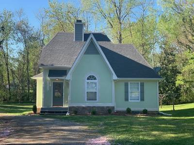 Christian County, Ky, Todd County, Ky, Montgomery County Single Family Home Under Contract - Not Showing: 123 Vivian Dr