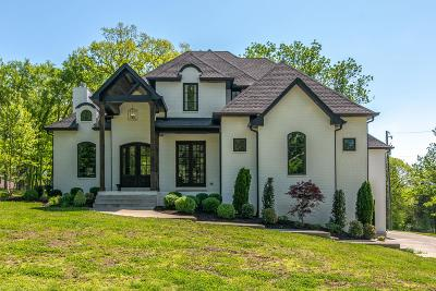 Hendersonville Single Family Home For Sale: 103 Cherry Hill Dr.