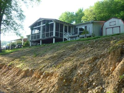 Single Family Home Pending: 7481 Burks Hollow Rd