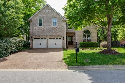 Brentwood  Single Family Home Under Contract - Not Showing: 4720 Potomac Ln