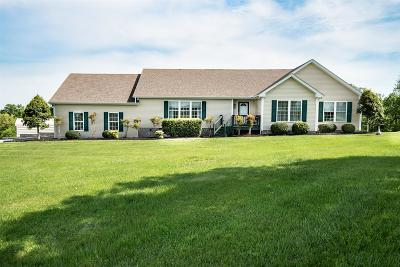 Watertown TN Single Family Home Active Under Contract: $319,900