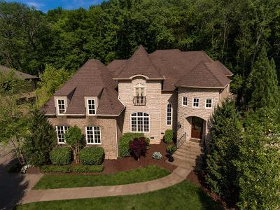Williamson County Single Family Home Under Contract - Showing: 508 Excalibur Court