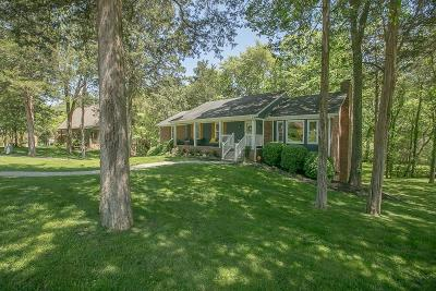 Murfreesboro Single Family Home Under Contract - Not Showing: 2514 Wiltshire Dr