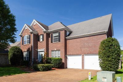 Franklin TN Single Family Home Under Contract - Not Showing: $419,000