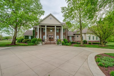 Columbia  Single Family Home For Sale: 7167 Old Zion Rd