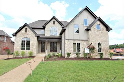 Mount Juliet Single Family Home For Sale: 609 Montrose Dr. #312