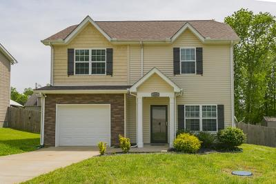 Murfreesboro Single Family Home Under Contract - Not Showing: 218 Niagra Ln