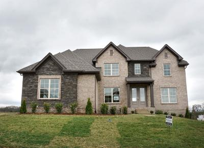 Gallatin Single Family Home Under Contract - Showing: 1304 Barnsdale Place Lot 30