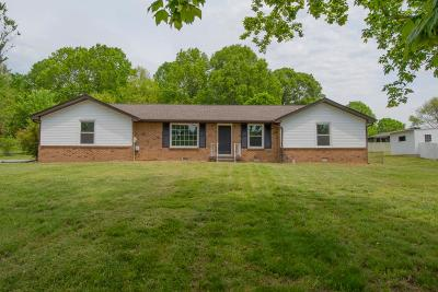 Robertson County Single Family Home Under Contract - Not Showing: 2812 Canterbury Dr