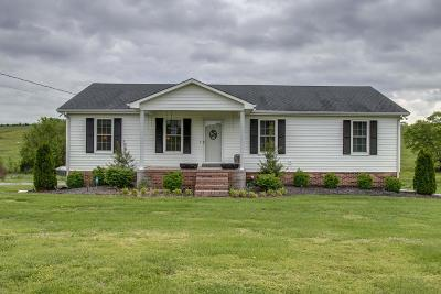Alexandria Single Family Home Under Contract - Showing: 805 Upper Helton Rd