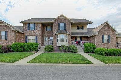 Clarksville Condo/Townhouse Active Under Contract: 135 Excell Rd #603