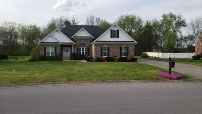 Franklin Single Family Home For Sale: 106 Hunters Crossing