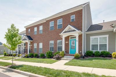 Nolensville Condo/Townhouse Active Under Contract: 1113 Frewin St
