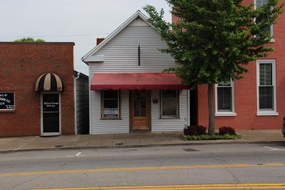 Robertson County Commercial Active Under Contract: 117 5th Ave W