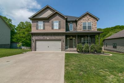 Clarksville Single Family Home For Sale: 1547 Raven Rd