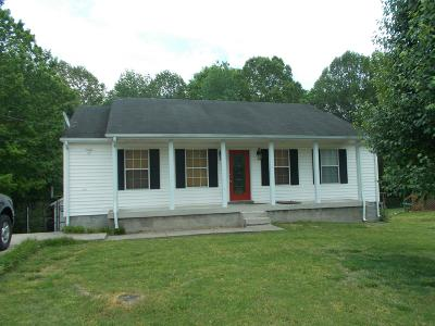 Ashland City Single Family Home Under Contract - Showing: 2496 Bell St