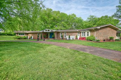 Robertson County Single Family Home Under Contract - Showing: 4694 E Robertson Rd