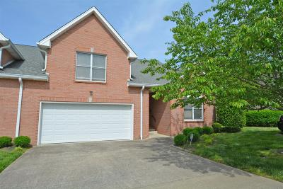 Christian County, Ky, Todd County, Ky, Montgomery County Condo/Townhouse Under Contract - Not Showing: 5 Abby Lynn Cir