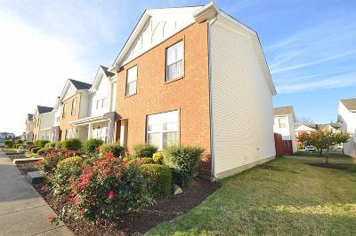 Murfreesboro Condo/Townhouse For Sale: 362 Shoshone Pl