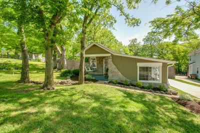 Nashville Single Family Home For Sale: 118 37th Ave N