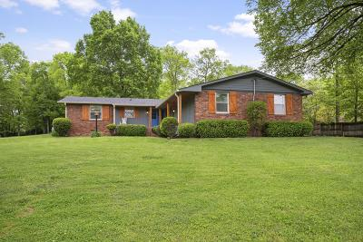 Goodlettsville Single Family Home Under Contract - Showing: 808 Nella Dr