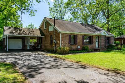 Smyrna Single Family Home Under Contract - Not Showing: 202 Ross Dr
