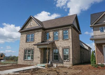 Gallatin Single Family Home For Sale: 1070 Ambling Way Lot 165