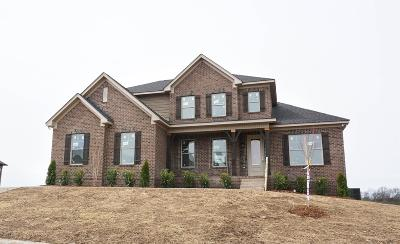Gallatin Single Family Home For Sale: 1308 Barnsdale Pl Lot 29