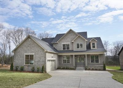 Lebanon Single Family Home For Sale: 114 Watermill Lane Lot 7