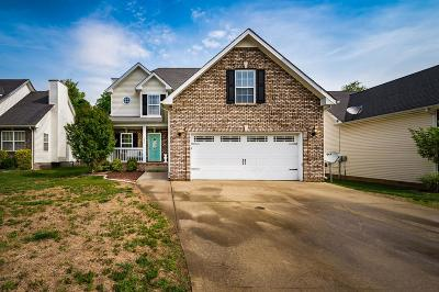 Fields Of Northmeade Single Family Home Under Contract - Showing: 1361 Bruceton Dr