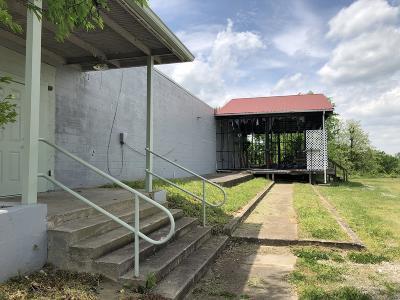 Sumner County Commercial For Sale: 4411 Bledsoe St