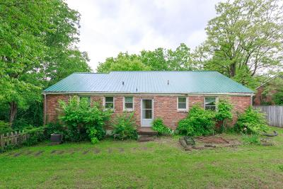 East Nashville Multi Family Home Under Contract - Showing: 931 Riverside Dr