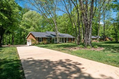 Goodlettsville Single Family Home Under Contract - Showing: 7183 Lama Terra Dr