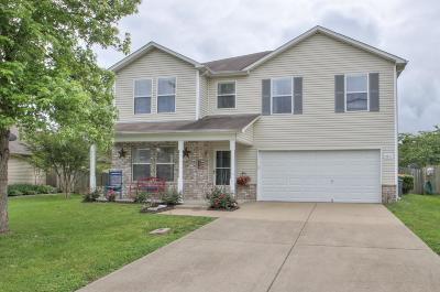 Thompsons Station Single Family Home Under Contract - Showing: 2673 Sutherland Dr