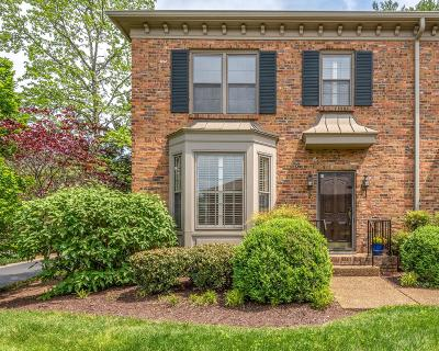 Green Hills Condo/Townhouse Under Contract - Showing: 508 Armistead Pl