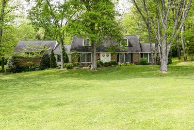 Franklin Single Family Home For Sale: 103 Fox Hill Ct