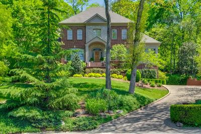 Brentwood  Single Family Home Under Contract - Not Showing: 5629 Ottershaw Ct