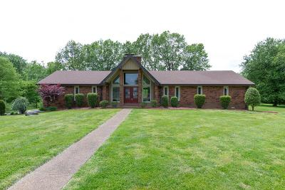 Robertson County Single Family Home Under Contract - Showing: 207 Lee Dr