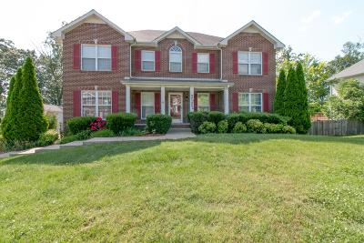 Clarksville Single Family Home For Sale: 3452 Hickory Glen Dr