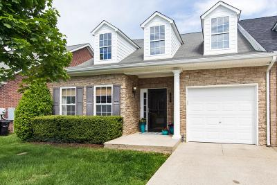Spring Hill TN Single Family Home Pending: $289,900